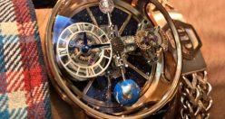 ساعت مچی شیک پسرانه + انواع ساعت های مچی خاص زیبا ۲۰۲۱