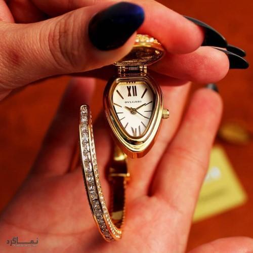 ساعت های مچی زیبا زنانه باکلاس