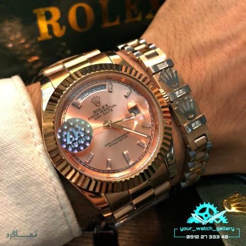 ساعت های مچی زیبای مردانه متفاوت