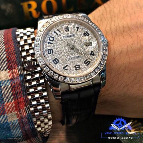 ساعت های مچی زیبای جذاب