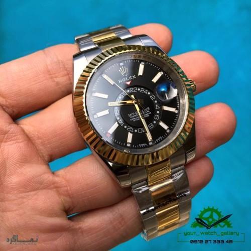 ساعت های مچی زیبای متفاوت