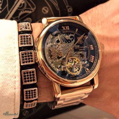 ساعت های مچی زیبا و شیک خاص