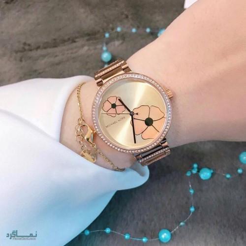 ساعت های مچی زیبای زنانه جذاب