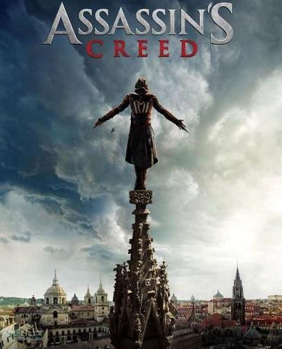 دانلود رایگان دوبله فارسی فیلم اکشن Assassin's Creed 2016