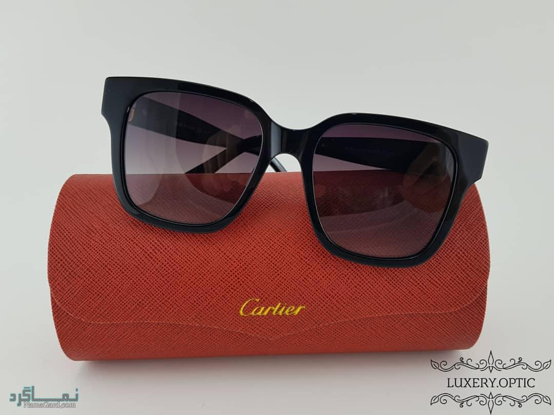 عکس عینک های افتابی رنگی جذاب