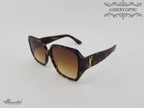 عکس عینک های افتابی رنگی جدید