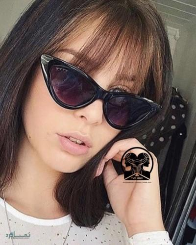 عکس عینک های افتابی دخترانه جذاب