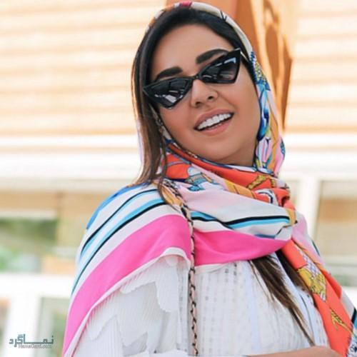 عکس عینک های افتابی دخترانه قشنگ