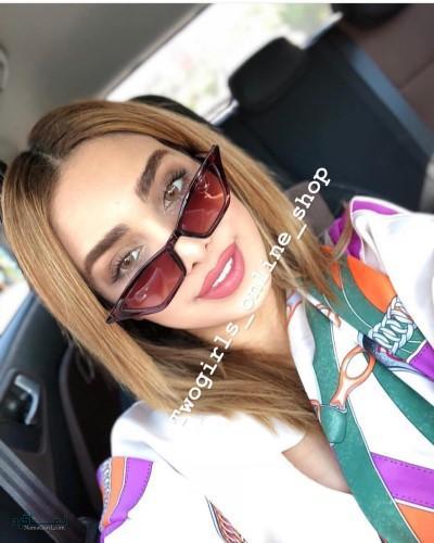 عکس عینک افتابی دخترانه