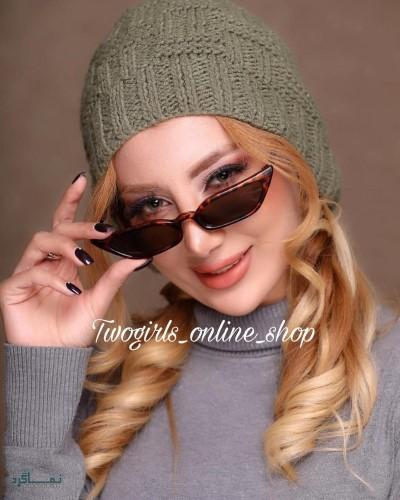 عکس عینک های افتابی دخترانه شیک جدید