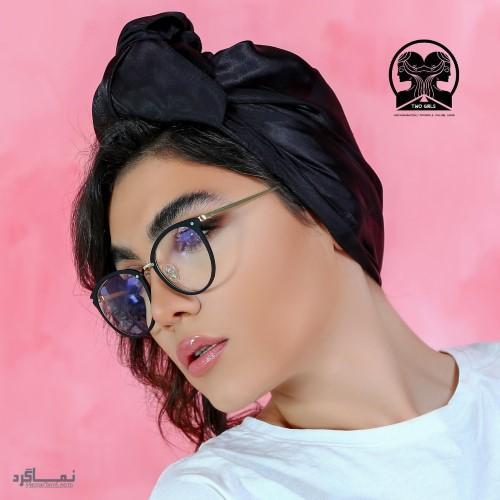 عکس عینک افتابی دخترانه شیک