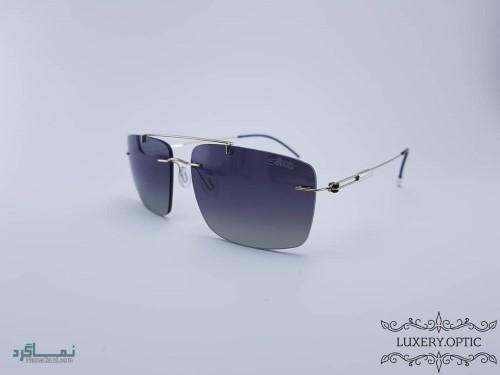 عکس عینک های افتابی گرد قشنگ