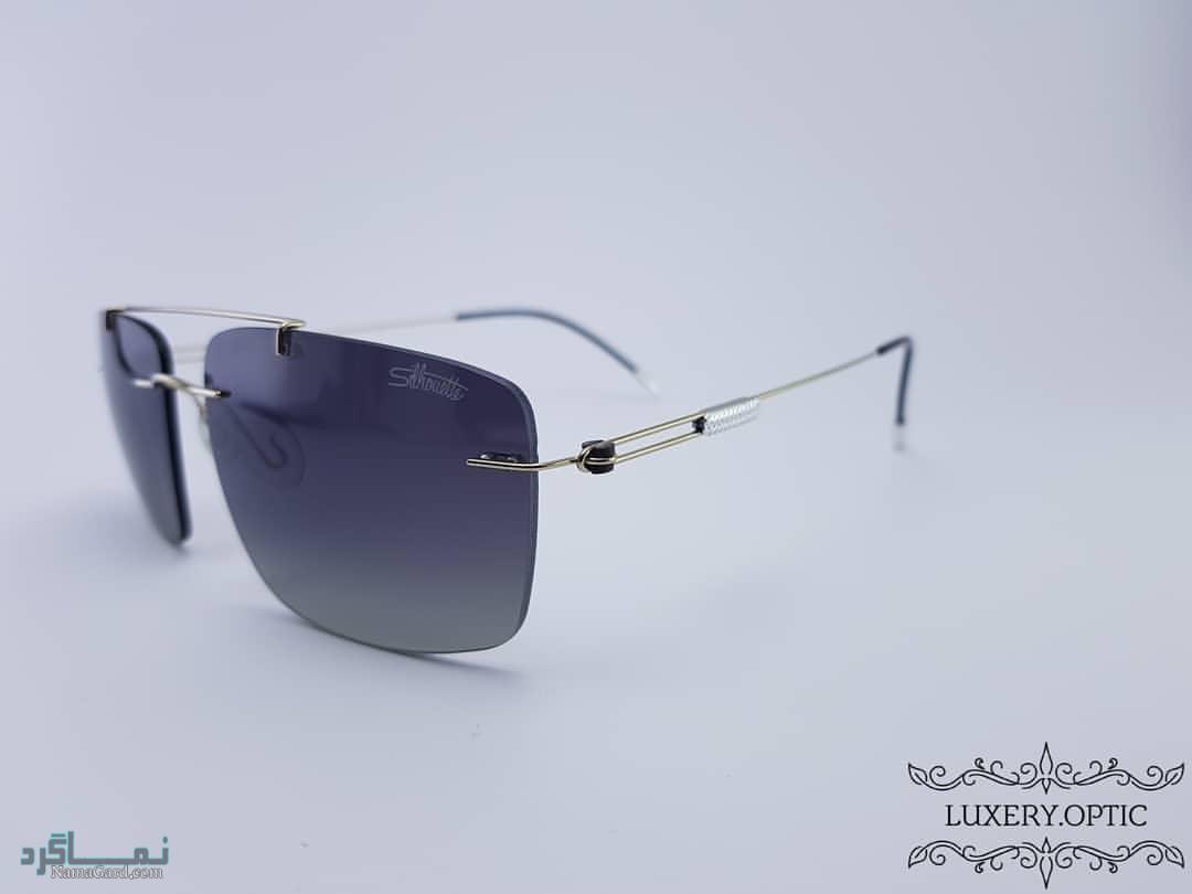 عکس عینک های افتابی گرد باکلاس