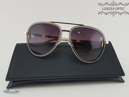 عکس عینک افتابی جدید دخترانه