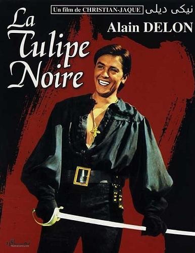 دانلود رایگان دوبله فارسی فیلم لاله سیاه The Black Tulip 1964