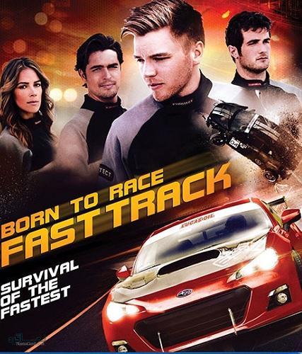 دانلود رایگان دوبله فارسی فیلم Born to Race: Fast Track 2014