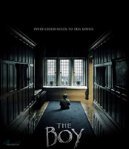 دانلود رایگان دوبله فارسی فیلم ترسناک پسر The Boy 2016