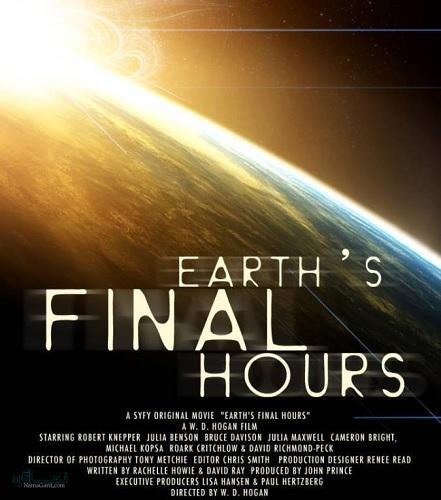 دانلود رایگان دوبله فارسی فیلم اکشن Earth's Final Hours 2011