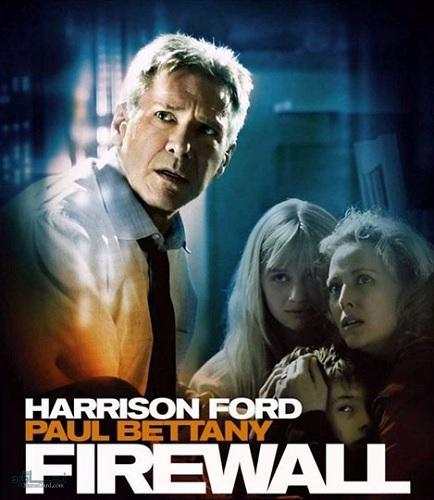 دانلود رایگان دوبله فارسی فیلم خارجی دیوار آتش Firewall 2006