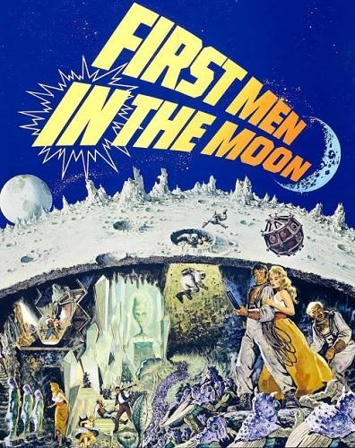 دانلود رایگان دوبله فارسی فیلم First Men in the Moon 1964