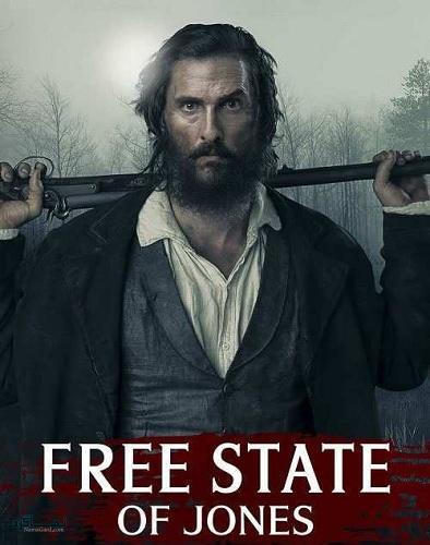 دانلود رایگان دوبله فارسی فیلم وسترن Free State of Jones 2016