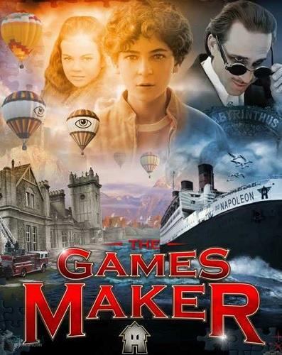 دانلود رایگان دوبله فارسی فیلم The Games Maker 2014