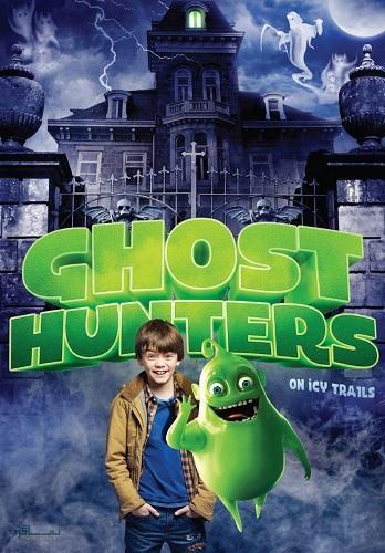 دانلود رایگان دوبله فارسی فیلم Ghosthunters on Icy Trails 2015