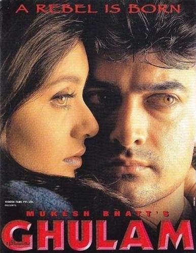 دانلود رایگان دوبله فارسی فیلم هندی غلام Ghulam 1998