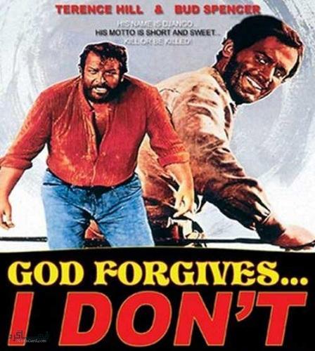 دانلود رایگان دوبله فارسی فیلم God Forgives… I Don't! 1967