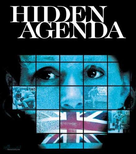 دانلود رایگان دوبله فارسی فیلم سینمایی Hidden Agenda 1990