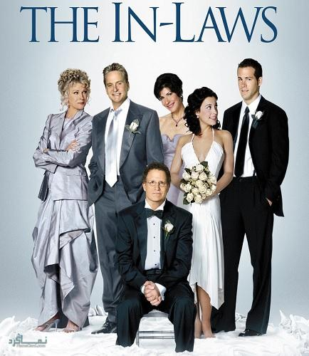 دانلود رایگان دوبله فارسی فیلم سینمایی The In-Laws 2003