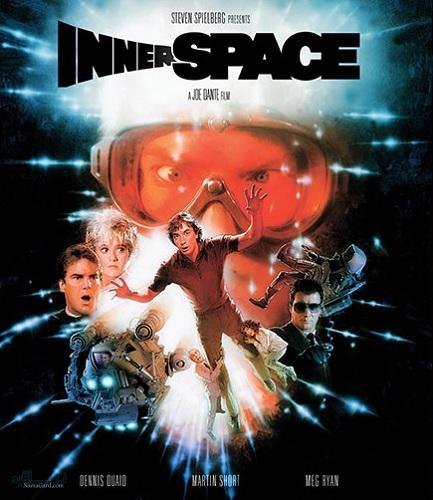دانلود رایگان دوبله فارسی فیلم فضای درون Innerspace 1987