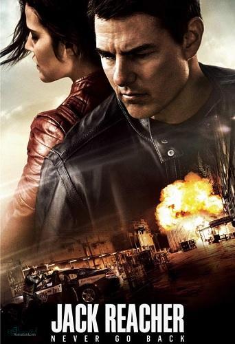 دانلود دوبله فارسی فیلم Jack Reacher: Never Go Back 2016