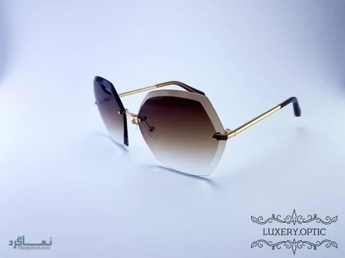 جدیدترین مدل عینک افتابی زنانه