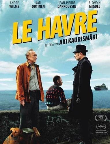 دانلود رایگان دوبله فارسی فیلم کمدی Le Havre 2011 BluRay