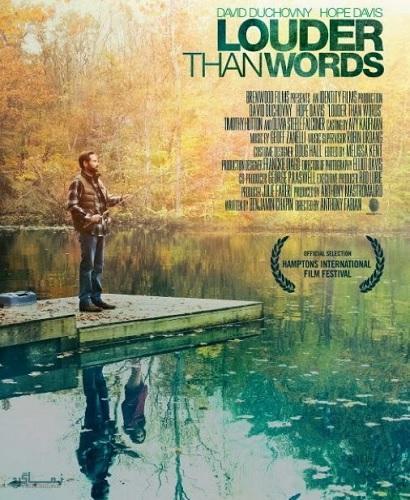 دانلود رایگان دوبله فارسی فیلم درام Louder Than Words 2013