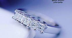 مدل جواهرات جدید شیک + انواع مدل زیورالات شیک و زیبا ۱۴۰۰