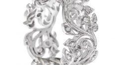 مدل سرویس جواهرات شیک + مدل انگشتر و گردنبند لوکس ۲۰۲۱