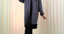 مدل مانتو لاکچری اینستا + انواع مدل های مانتو برای خانم های شیک پوش