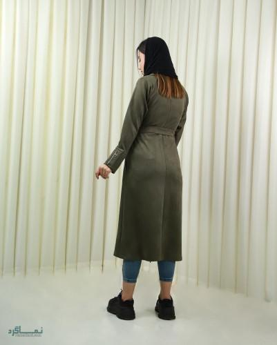 مدل مانتو های لاکچری 99 شاد