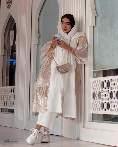 مدل  مانتو های اسپرت دخترانه شیک