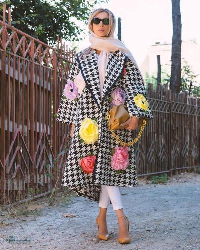 مدل مانتو های اسپرت زیبا