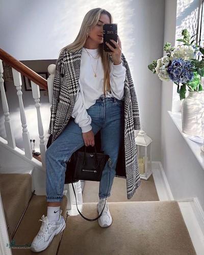 مدل مانتو های اسپرت دخترانه 2019 جدید