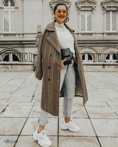 مدل مانتو های اسپرت دخترانه 2019 خاص