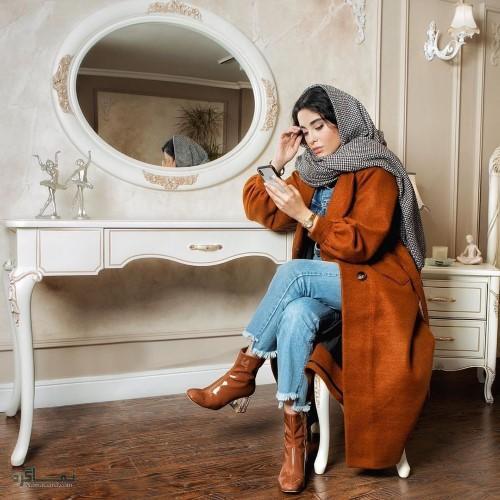 مدل مانتو اسپرت دانشجویی