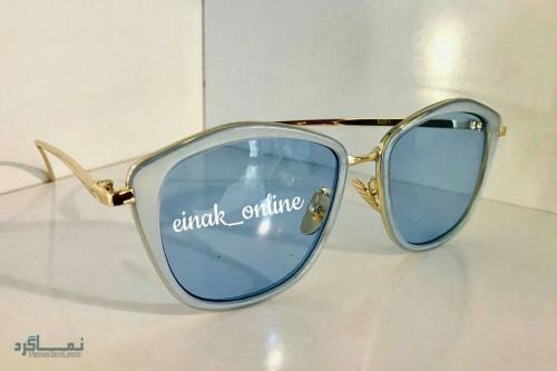 عینک های افتابی رنگی جدید متفاوت