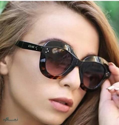 مدل عینک افتابی جدید زنانه