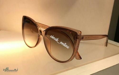 عینک های افتابی رنگی زنانه زیبا
