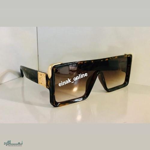 عینک های افتابی رنگی باکلاس