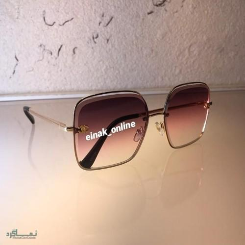 عینک افتابی رنگی مردانه